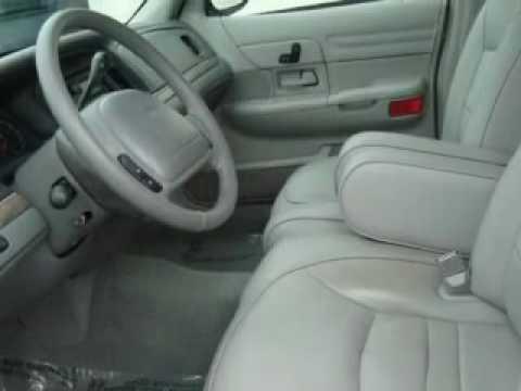 1998 Crown Victoria Interior 1998 Ford Crown Victoria
