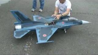 getlinkyoutube.com-ラジコンジェット機 2009/6/21/01