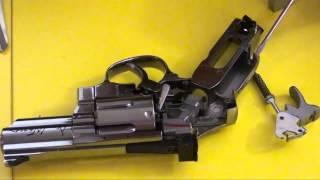 getlinkyoutube.com-Dan Wesson Co2 Revolver POWER MOD and TUNE UP