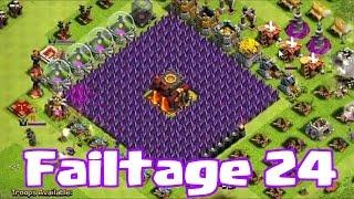 getlinkyoutube.com-Clash of clans FAILTAGE 24 (Because you deserve better)