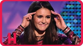 Nina Dobrev Says GOODBYE to The Vampire Diaries at Teen Choice Awards 2015 | Hollyscoop News