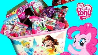 Huge My Little Pony Collection Vinylmation Fashems POPs Vinyl Giant Display Kinder Funtoyscollector