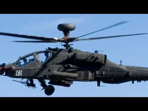US Army - Apache Longbow Block III Attack Helicopter Capabilities [480p]