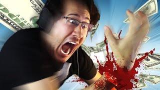 getlinkyoutube.com-WOULD YOU RISK IT?! | Handless Millionaire