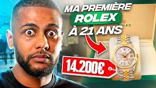 63'000$ EN 24h À 21 ANS SUR SHOPIFY - MA NOUVELLE ROLEX & CONCOURS IPHONE X