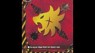 getlinkyoutube.com-Future Card Buddyfight!! Danger World Armour Knight Deck Profile
