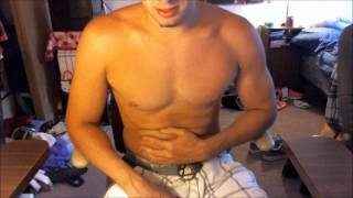 getlinkyoutube.com-Small Update On my Diet    Cutting Calories and Abs