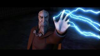 getlinkyoutube.com-Anakin Skywalker vs Conde Dookan - Dublado [PT-BR] HD 1080p