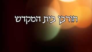 133 חורבן בית המקדש מפי הרב יצחק כהן שליט