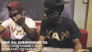 Dotstar & Afrikan Boy - Amala Azonto Dance #AlhajisWithNairas view on youtube.com tube online.