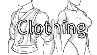 getlinkyoutube.com-How to Draw Clothing (folds and creases)
