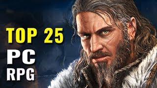 Top 25 PC RPGs of 2016, 2017 & 2018 width=
