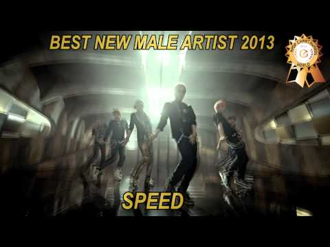 K.A.W 2013 - BEST NEW MALE ARTIST