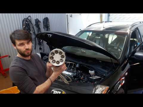 Раскоксовка и обслуживание двигателя по технологии BG