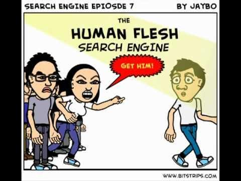 Human Flesh Search Engine