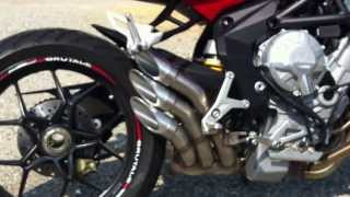 getlinkyoutube.com-QD EXHAUST MV BRUTALE 675 2