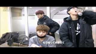 getlinkyoutube.com-BTS SUGA 22歳の誕生日イベント【140314 BTS Episode日本語字幕】