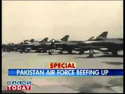 Indian Army afraid of Pakistani Air Force Pakistan Zindabad