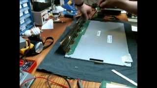 getlinkyoutube.com-Repair: Samsung SA300 LED Monitor