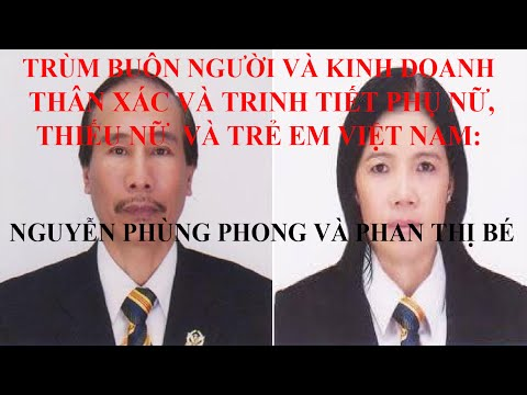 Vietnamese Child Prostitutes in The Brothel of PHONG KENNEDY in Phnom Penh, Cambodia