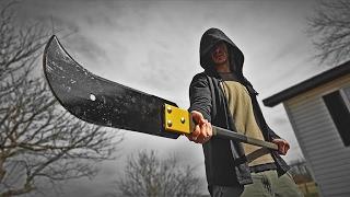 getlinkyoutube.com-THE MOST BLOOD EVER! Sling Blade! Zombie Go Boom