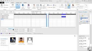 getlinkyoutube.com-Microsoft Outlook 2013 Tutorial | Organizing and Scheduling Meetings