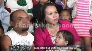 getlinkyoutube.com-Ulang tahun Ucok Baba, Istri beri kejutan