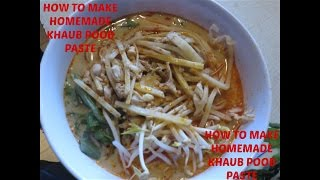 getlinkyoutube.com-HOW TO MAKE HOMEMADE KHAUB POOB PASTE (HMONG VOICEOVER)