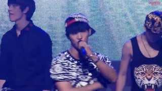[Arirang Radio K-Pop Concert] - 비투비 (BtoB) - 사랑밖에 난 몰라 (Lover Boy) (130622)