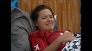 getlinkyoutube.com-Danielle admits being jealous of JoJo! (Big Brother 14)