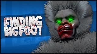 CAPTURING BIGFOOT! (Finding Bigfoot Multiplayer Gameplay)
