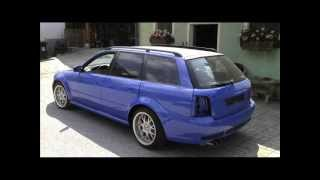 getlinkyoutube.com-Audi A4 B5 RS4 Optik Umbau Teil 2