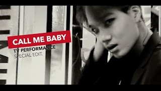 getlinkyoutube.com-EXO「CALL ME BABY」TV Performance Special Edit.