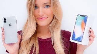 iPhone X Unboxing!!!!!!