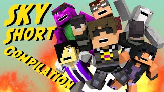 getlinkyoutube.com-Minecraft Animated Short : FANIMATION COMPILATION! (Funny Moments!)