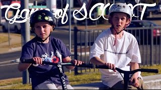 getlinkyoutube.com-Sammy Williamson VS Kai Saunders | SCOOT