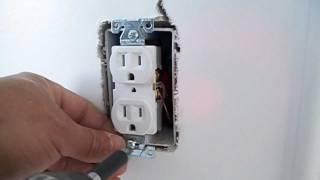getlinkyoutube.com-Instalacion de Tomacorriente Electrico