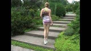 Sexy Heels and Mini Dress
