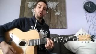 getlinkyoutube.com-Proper Gypsy Jazz Chords to Minor swing