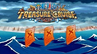 getlinkyoutube.com-Best Sugofest!! Triple Legend Multipull - One Piece Treasure Cruise