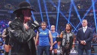 getlinkyoutube.com-Survivor Series 2016, WWE setting up Undertaker's retirement?