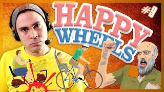 getlinkyoutube.com-ΓΙΕ ΜΟΥ, ΣΚΑΣΕ! (Happy Wheels #9)