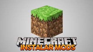 getlinkyoutube.com-Minecraft: COMO INSTALAR MODS!!!