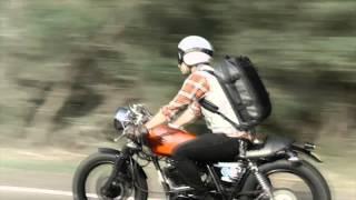 getlinkyoutube.com-Deus Ex Machina SR400 Brat Cafe Racer [For Sale]