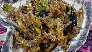 getlinkyoutube.com-বাংলাদেশী চালতার আচার | Chalta (elephant apple) Achar (Pickle) Bangladeshi Recipe