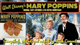 MARY POPPINS RE MIX 25  Let's Go Fly A Kite/Mary Poppins Departs/End Credits (ADDED MUSIC CUES)