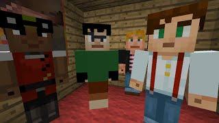 getlinkyoutube.com-Minecraft Story Mode - THE NEW ORDER! (Minecraft Roleplay) #1