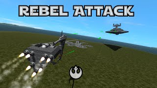 getlinkyoutube.com-KSP - Star Wars Rebel Attack