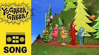 getlinkyoutube.com-We're Going Camping - Yo Gabba Gabba!