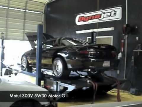Motul 300V против Mobil 1 '95 Camaro LT1 — autosapiens.com.ua